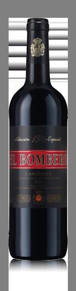 vin El Bombero 2016 Garnacha