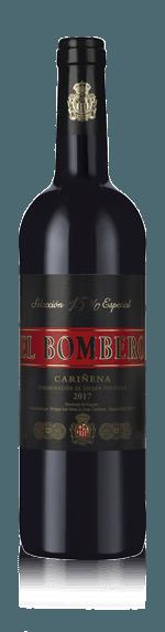 vin El Bombero 2017 Garnacha