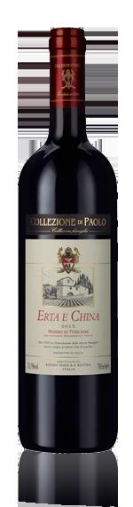 vin Erta E China 2015 Sangiovese