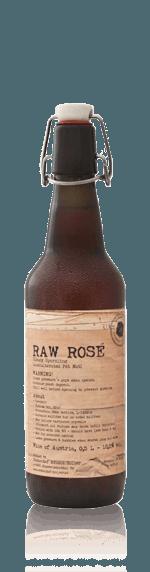 Eschenhof Holzer RAW Rosé 2018 Zweigelt 100% Zweigelt Wagram