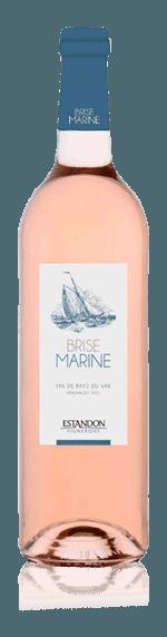 Estandon Vignerons Brise Marine Rosé VDP Mediterranée 2018 Grenache Grenache, Cinsault, Mourvèdre Languedoc-Roussillon