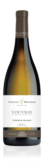 "Famille Bougrier Collection Vouvray ""Tendre"" 2017"