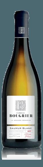 Famille Bougrier La Grande Réserve Saumur Blanc 2017 Chenin Blanc 100% Chenin Blanc Loire
