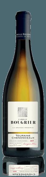 vin Famille Bougrier Grande Réserve Touraine Chenonceaux 2017 Sauvignon Blanc