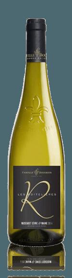 vin Famille Bougrier Les Roiteliers Muscadet Sèvre et Maine 2017 Melon de Bourgogne