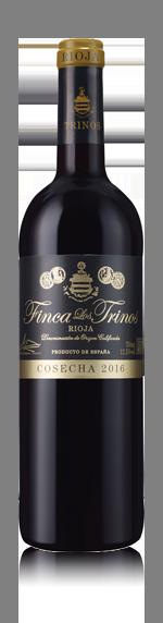 vin Finca Los Trinos Rioja 2016 Tempranillo