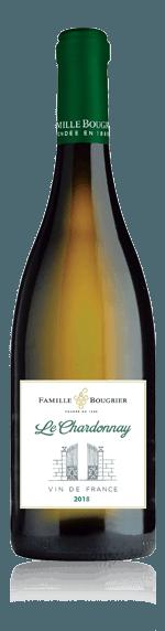 Famille Bougrier Signature Chardonnay 2018 Chardonnay 100% Chardonnay Loire