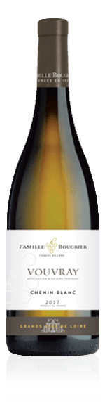 "Famille Bougrier Collection Vouvray ""Tendre"" 2018 Chenin Blanc"