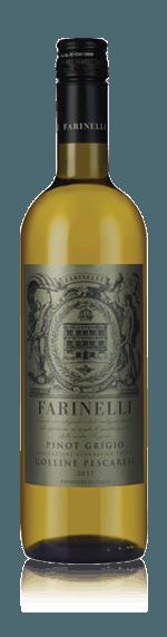 vin Farinelli Pinot Grigio 2017 Pinot Grigio