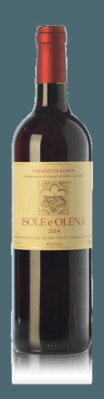 vin Fattorie di Isole e Olena Chianti Classico 2014 Sangiovese