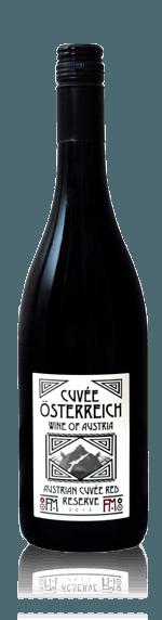 vin Ferdinand Mayr Cuvée Österreich Reserve Red 2016 Blaufränkisch