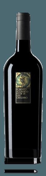vin Feudi di San Gregorio Rubrato Irpinia Aglianico 2014 Aglianico