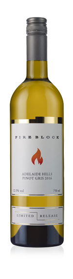 Fire Block Limited Release Pinot Gris 2016