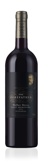 vin Forefather Gr Seleccion Malbec Shiraz 2015 Malbec