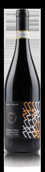 """vin Franco Mondo Barbera """"Il Salice"""" 2014 Barbera"""