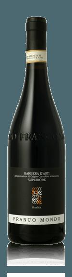 vin Franco Mondo Barbera Superiore Il Salice 2015 Barbera