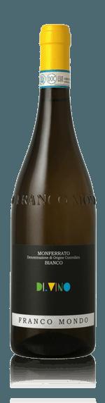 """Franco Mondo Monferrato Bianco """"DI.VINO"""" 2016"""