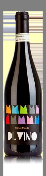 """vin Franco Mondo Monferrato Rosso """"DI.VINO"""" 2014 Barbera"""