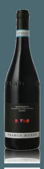 vin Franco Mondo Monferrato Rosso Di.Vino 2015 Barbera