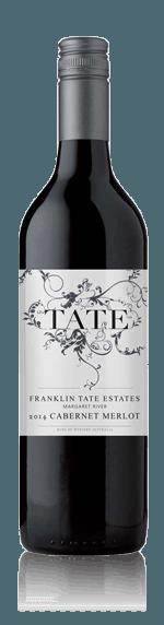 vin Franklin Tate Cabernet Sauvignon Merlot 2014 Cabernet Sauvignon