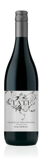 Franklin Tate Shiraz 2014 Shiraz