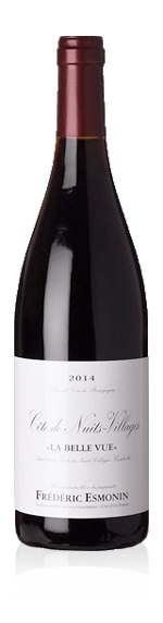 vin Frédéric Esmonin Côte-de-Nuits-Villages La Belle-Vue 2015 Pinot Noir