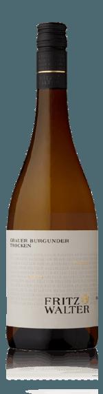 Fritz Walter Grauburgunder 2017 Pinot Gris