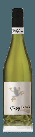 vin Frogs Return Cite de Carcassonne 2017 Colombard