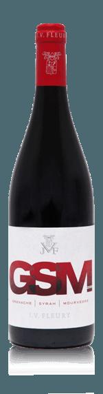vin GSM Rouge Grenache Syrah Mourvèdre Vidal-Fleury 2016  Grenache