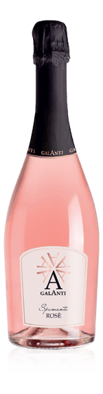 Galanti Vino Spumante Rosato Extra Dry NV Övriga