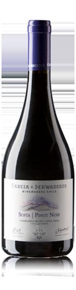 vin Garcia + Schwaderer Sofia Pinot Noir 2013 Pinot Noir