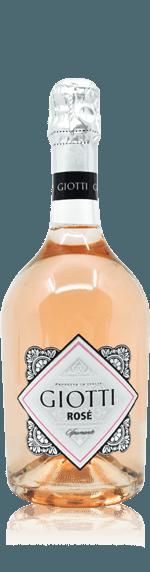 Giotti Rosé Spumante Extra Dry NV Annan Blandade inhemska druvsorter Italien