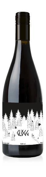 Glögg 2018 (1 liter) Dornfelder