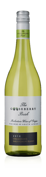 Gooseberry Bush 2018 Colombard 90% Colombard, 10% Sauvignon Blanc Breede River Valley
