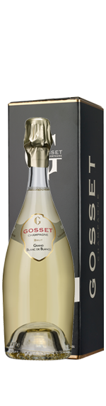 vin Gosset Grand BdB Brut in GIFTBOX Chardonnay