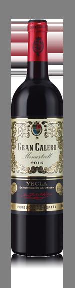 vin Gran Calero Monastrell 2016 Monastrell