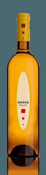 vin Gran Vinum Nessa Albariño 2017 Albarino