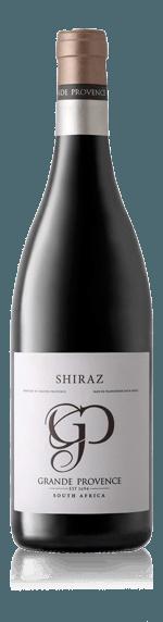 Grande Provence Shiraz Shiraz-Syrah 100 % Shiraz Franschhoek
