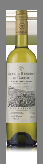 Grande Réserve de Gassac Blanc 2016
