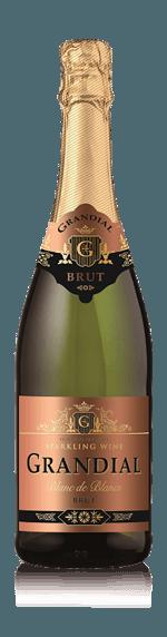 vin Grandial Brut Blanc De Blancs NV Ugni Blanc
