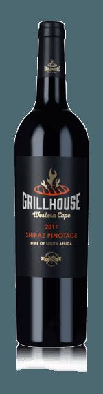 vin Grill House Shiraz Pinotage 2017 Shiraz