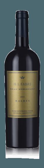 vin HJ Fabre Gran Reservado Malbec 2015 Malbec