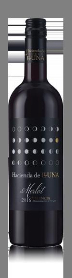 vin Hacienda de Lluna Merlot 2016 Merlot