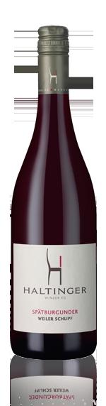 vin Haltinger Weiler Schlipf Spätburgunder 2014 Pinot Noir