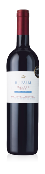 vin Hj Fabre Barrel Selection Malbec 2015 Malbec
