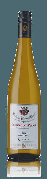 Hochheimer Domdechant Riesling Trocken 2014 Riesling 100% Riesling Rheingau