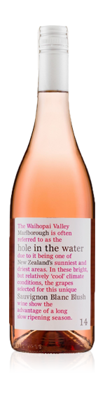 Konrad Hole in the water Sauvignon Blanc Blush 2014