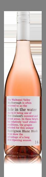 Hole in the water Sauvignon Blanc Blush 2014