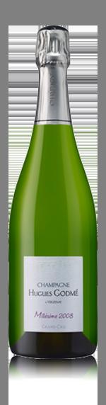 vin Champagne Hugues-Godmé Grand Cru Millésime 2008 Chardonnay