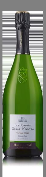 vin Champagne Hugues-Godmé Les Champs St Martin Grand Cru 2008 Pinot Noir
